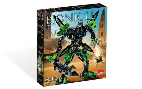 Конструктор LEGO Биониклы Tuma Тума