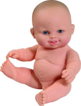 Кукла-пупс без одежды, мальчик европеец, 22 см