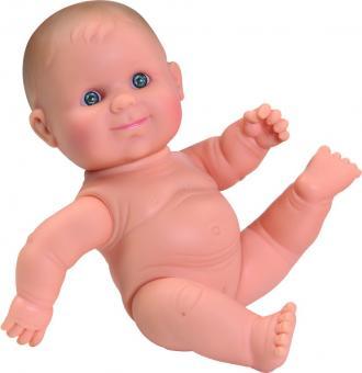 Кукла-пупс без одежды, девочка европейка, 22 см