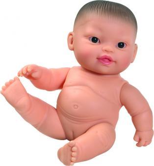 Кукла-пупс без одежды, девочка азиатка 22 см