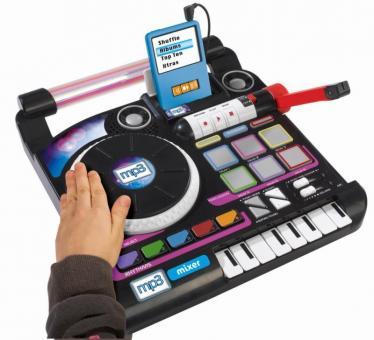 Мир музыки для юного DJ, 28 см