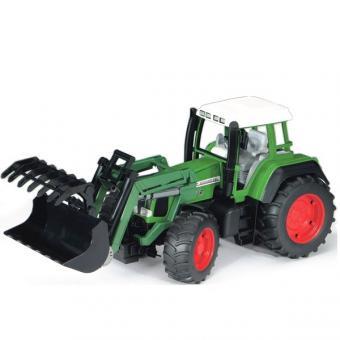 Трактор Fendt Favorit 926 Vario с погрузчиком