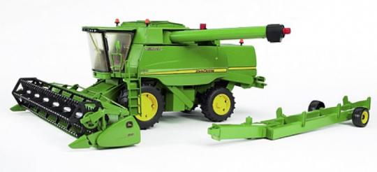Комбайн John Deere Combaine harvester T670i