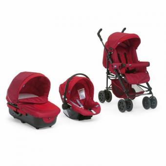 Комбинированная детская коляска 3 в 1 Chicco Trio Enjoy Evolution