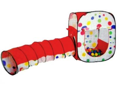 Игровой домик - палатка с мячиками (100шт)