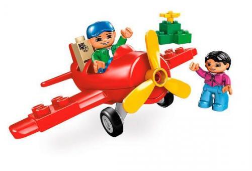 Конструктор Lego Duplo Мой первый самолёт
