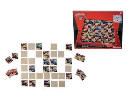 Игра на память Тачки 2, 40 деталей