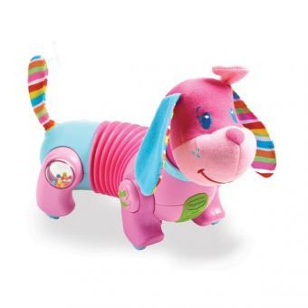 Игрушка-собачка Фиона Догони меня серия Tiny Princess (450 - новый дизайн)