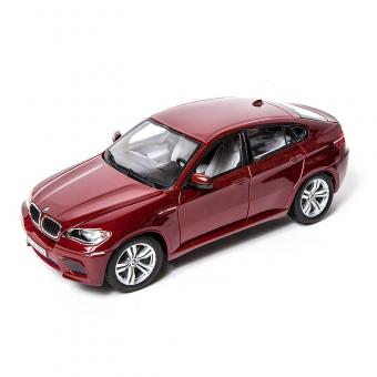 Машина BMW X6 M металл. 1:18
