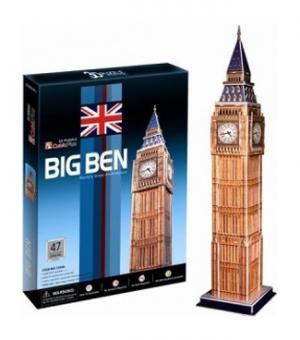 3D Пазл Биг бен (Великобритания)