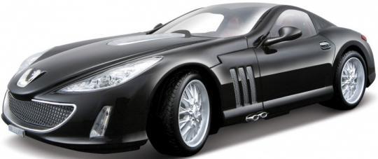 Машина PEUGEOT 907 V12 металл. 1:18