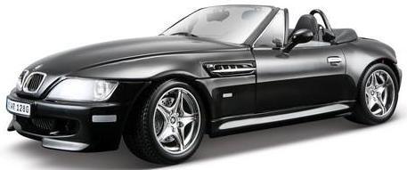 Машина СБОРКА BMW M ROADSTER (1996) металл.  1:18