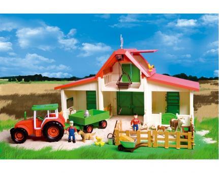 Superplay Игровой набор Дом фермера