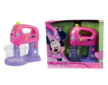 Кухонный комбайн Minnie Mouse, св, зв, 20 см