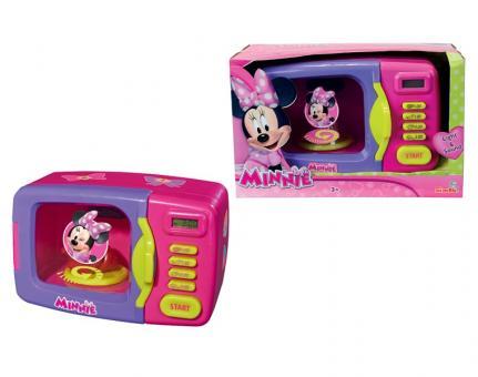 Микроволновка Minnie Mouse, св, зв, 25 см