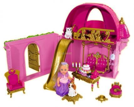 Кукла Еви и волшебный замок Dream Castle