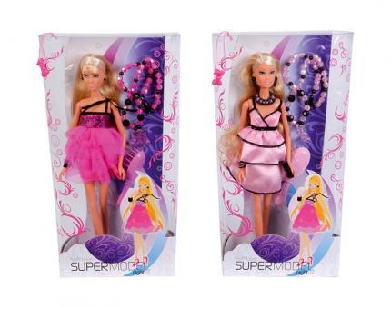Кукла Steffi Супермодель, 2 вида