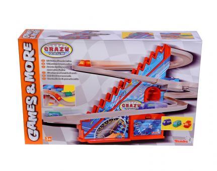Гоночный трек Crazy Race