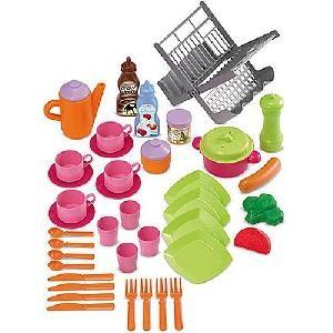 Набор сушилка для посуды+посуда