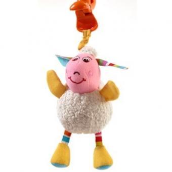 (423) Подвесная игрушка Овечка Лили (вибрирует)