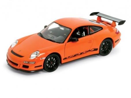 Модель машины 1:24 PORSCHE 911 (997) GT3 RS