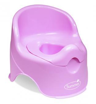 Детский Горшок Lil' Loo Potty розовый