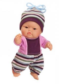 Кукла-пупс, мальчик в зимней одежде в инд. коробке, 22 см