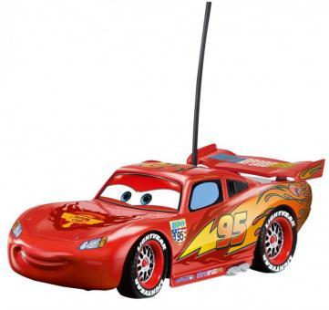 Машинка на радиоуправлении из серии Тачки 2 (Cars 2) Молния МакКуин