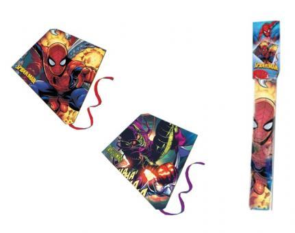 Летающий змей из серии Spiderman, 62*62 см, 2 вида
