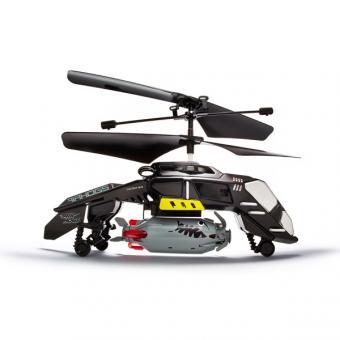 Игрушка AIR HOGS Вертолет-бомбардировщик (MegaBlast)