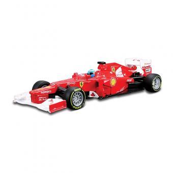 Машина с ИК пультом Формула-1 (крепится на запястье) 1:32К