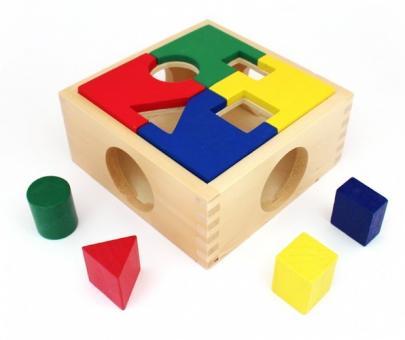 Сортер Занимательная коробка