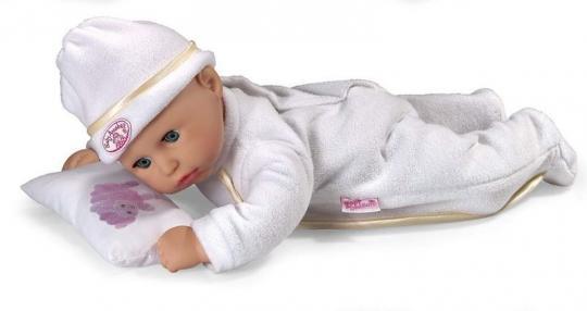 Кукла Baby Annabell Тихий час, 36 см