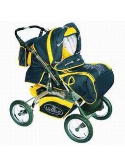 Детская коляска-трансформер Adas XL