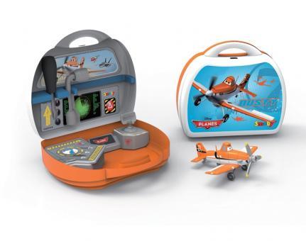 Конструктор самолетик Дасти в чемоданчике