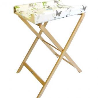 Столик для пеленания TRIXI натуральный 10