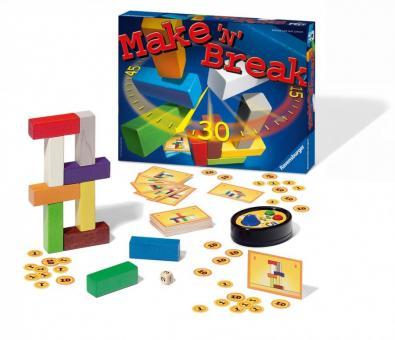 Настольная игра Make`n`Break русская версия