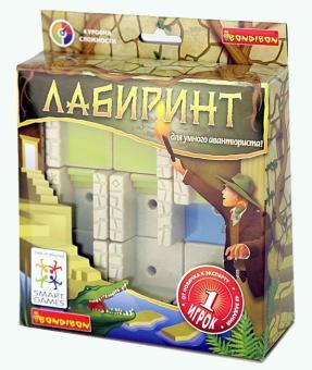 SmartGames Логическая игра Лабиринт