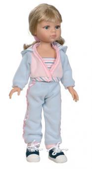 Одежда для кукол 32 см (спортсменка)