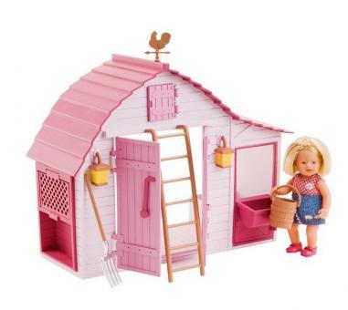 Игрушка my mini BABY born Ферма с куклой
