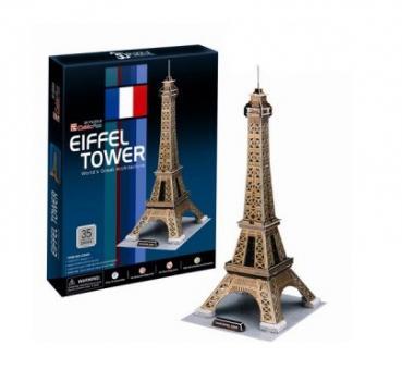 3D Пазл Эйфелева Башня (Франция)
