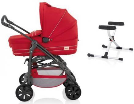 Комбинированная детская коляска 3в1 Inglesina Otutto System Deluxe