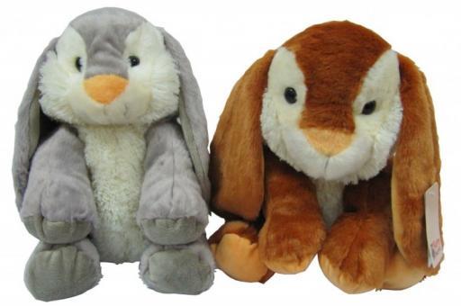 Плюшевый кролик, 2 вида, 31 см