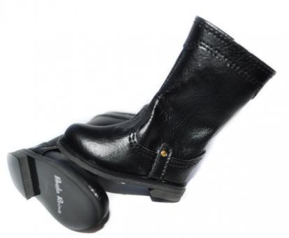 Обувь для кукол 32 см, Сапоги черные
