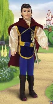 Принц -жених Белоснежки 30 см