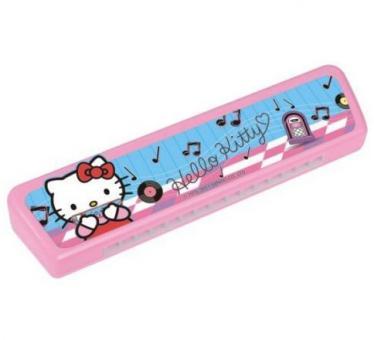 Губная гармошка Hello Kitty