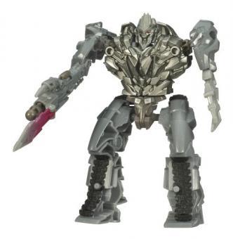 Трансформеры 2. Супер воин -Мегатрон MEGATRON /Hasbro TRANSFORMERS REVENGE OF THE FALLEN FAST ACTION BATTLERS Cannon Blast MEGATRON