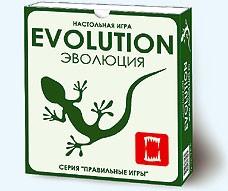 Настольная карточная игра Эволюция