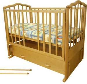 Кроватка детская Ангелина
