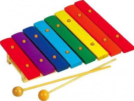 Ксилофон 8 тонов